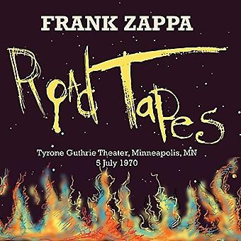 Frank Zappa - Road Tapes Venue #3 [CD] USA import