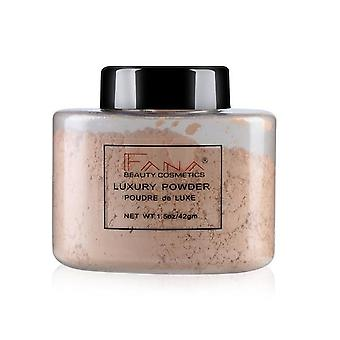Smooth Loose Oil Control Powder - Makeup Concealer Mineral Finish Powder,
