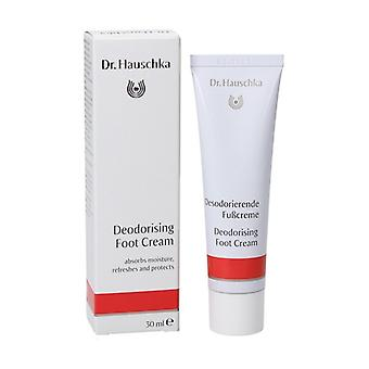 Foot deodorant cream 30 ml of cream