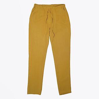 Humilité - Pantalon à cordon - Moutarde