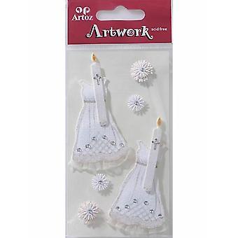 Communion Craft Embellishment By Artoz