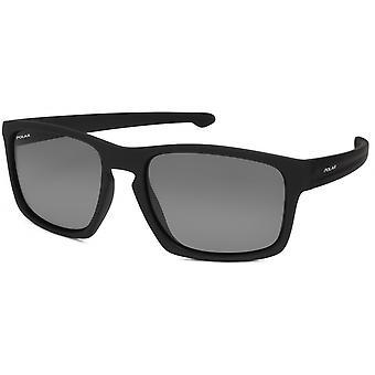 Sunglasses Unisex polarized matt black (P35176)