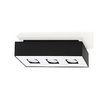 Plafond Mono 3 Black