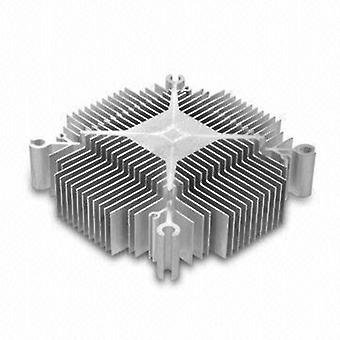 High Power Led Aluminum Radiator -90mm Heatsink