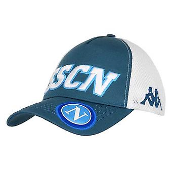 2020-2021 Napoli Baseball Cap (Deep Blue)