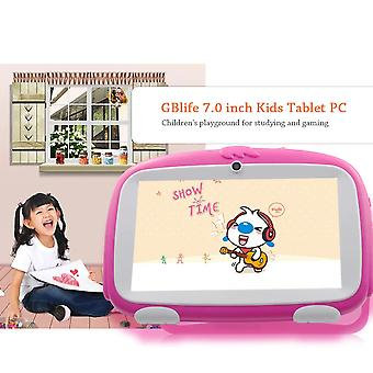 Tablet Pc 7 Inch WiFi Kids Tablet 8G ROM 1024x600 HD Infantil Children's Learning Cheap 89 Baby Tablets
