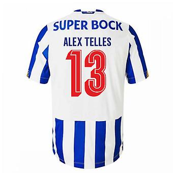 2020-2021 FC Porto Home Football Shirt (ALEX TELLES 13)