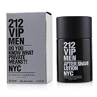212 VIP After Shave Lotion 100ml or 3.4oz
