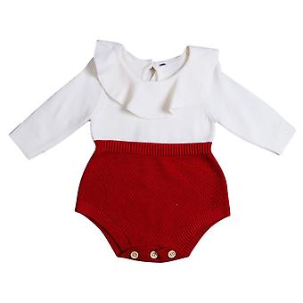Autumn Winter Newborn Baby Clothes- Infant Toddler Sweaters, Rompers Wool