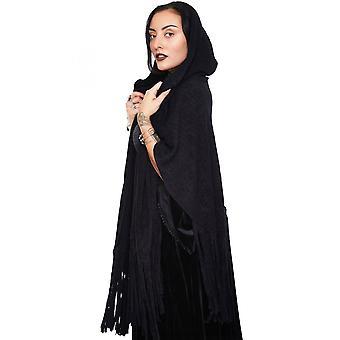 Jawbreaker Clothing Sacred Raven Cape
