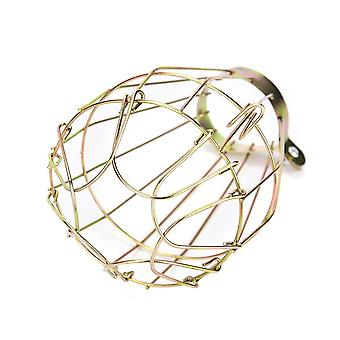 Retro Vintage Stil Metal Bulb Cage Guard