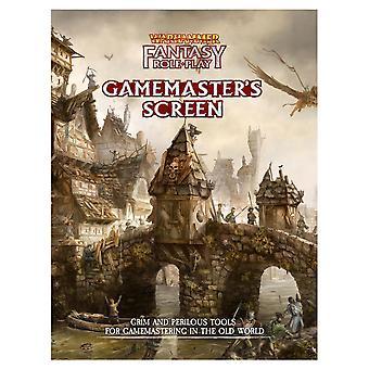 Warhammer Fantasy RPG Gamemasters Screen (4th Edition)