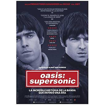 Supersonic Movie Poster (27 x 40)
