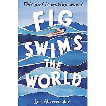 Fig Swims the World