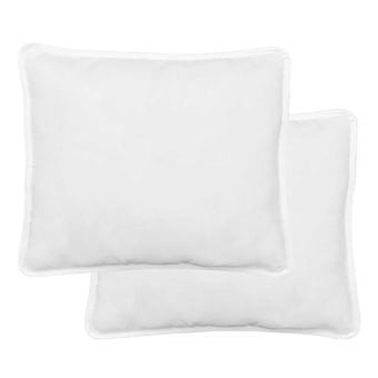 Tyyny 2 kpl 60 x 70 cm Valkoinen