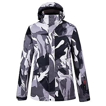 Men Women Snowboard Winter Warm Sports Ski Jacket Breathable Waterproof