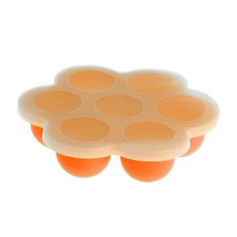 Baby Food Container, Infant Fruit Breast Milk Storage Box, Freezer Tray Crisper