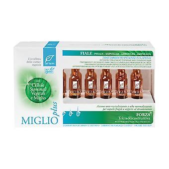 Hair Plus Bio-Mile Plus Vials 12 ampoules of 10ml