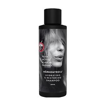 Hydrates, Restores and Balances Shampoo 200 ml