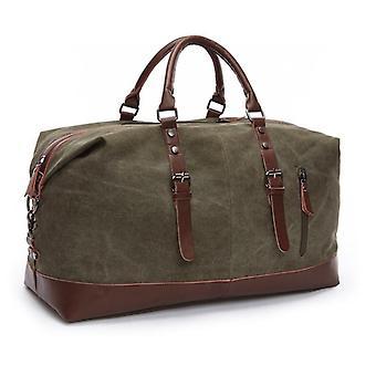 Men Travel Carry On Luggage Bag, Men Duffel Handbag Travel Tote Large Weekend