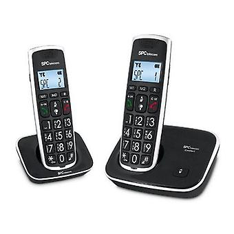 SPC 7609N Phone DECT DUO Big keys