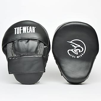 Tuf Wear Starter Curved Focus Pads Black