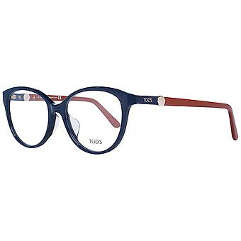 Tod's Blue Women Optical Frames