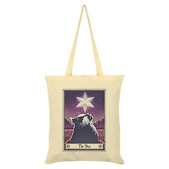 Tödliche Tarot Der Star Felis Einkaufstasche