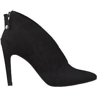 Booties High Heels Negro