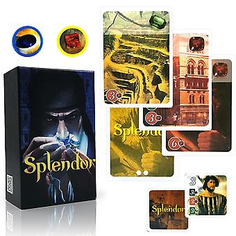Splendor Card Games Full English Version For Home Party