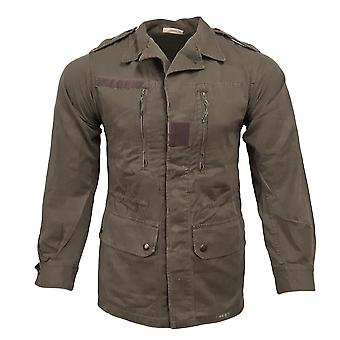 Original USED French F2 Jacket Olive Small