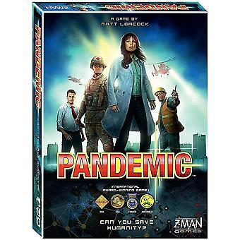 Pandemic Board Game Party Game