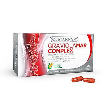Marny's Graviolamar 60 cápsulas vegetales