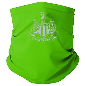 Newcastle United reflekterande snood grön