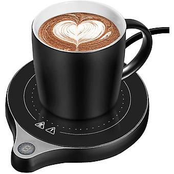 Coffee Mug Warmer DZK Electronic Cup Beverage Warmer with 5 Adjustable Temperature (Up to 212℉/100℃)