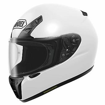 Shoei RYD Plain Motorcycle Casco Bianco