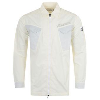Maharishi Utility 2.0 Veg Dyed Tech Shirt - White