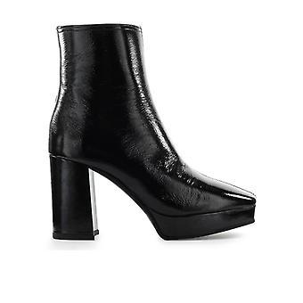 Roberto Festa Vaud Black Naplak Ankle Boot