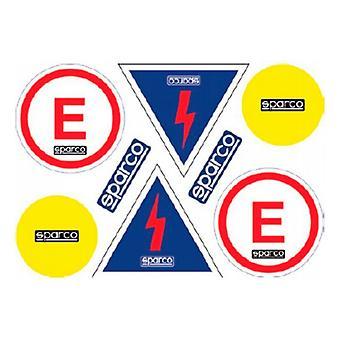 Car Sticker Sparco Rally Kit/Set