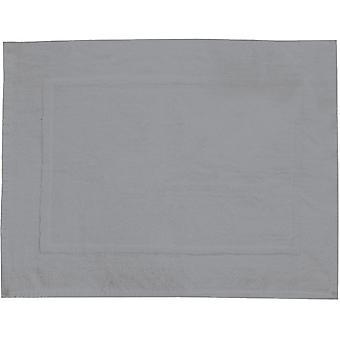 badmat Paradise 70 x 50 cm katoen grijs