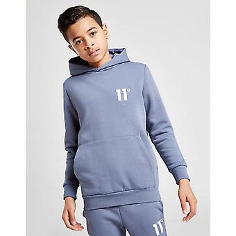 New 11 Degrees Boys' Core Fleece Overhead Hoodie from JD Outlet Blue