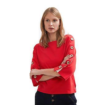 Shuuk Sweatshirt with Buttons