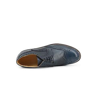 SB 3012 - shoes - lace-up shoes - S2-CRUST-JEANS - men -- navy - EU 40