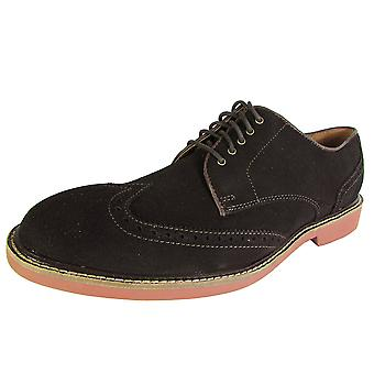 Cole Haan Mens Franklin Wingtip Lace Up Oxford Shoes