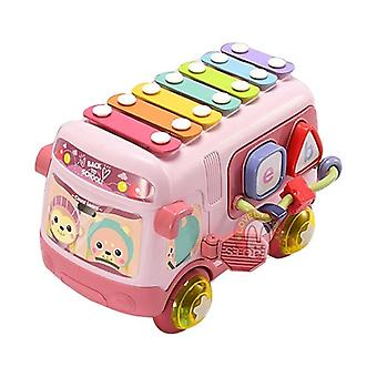 Soitin Baby Rattles Mobiles, Xylophone Knock Piano, Bussin nastat