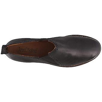 Josef Seibel Womens Sienna Leather Almond Toe Loafers