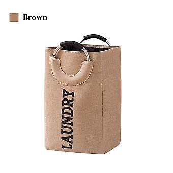 Laundry Basket Collapsible Storage Laundry Hamper With Handles |Foldable Storage Bags