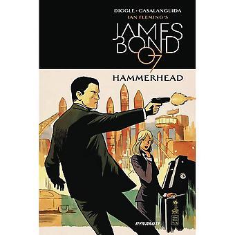 James Bond  Hammerhead Hardcover