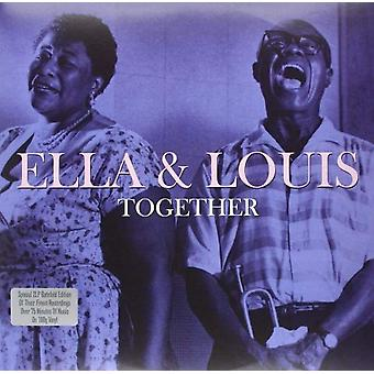 Ella Fitzgerald & Louis Armstrong - Together Vinyl