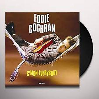 Eddie Cochran – C'mon Everybody Vinyl